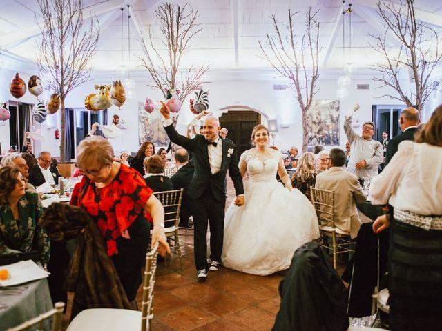La boda de Hugo y Aída en Madrid, Madrid 62