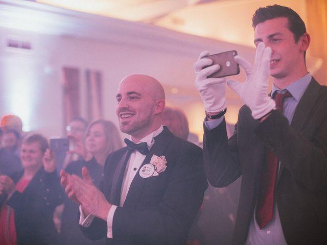 La boda de Hugo y Aída en Madrid, Madrid 69