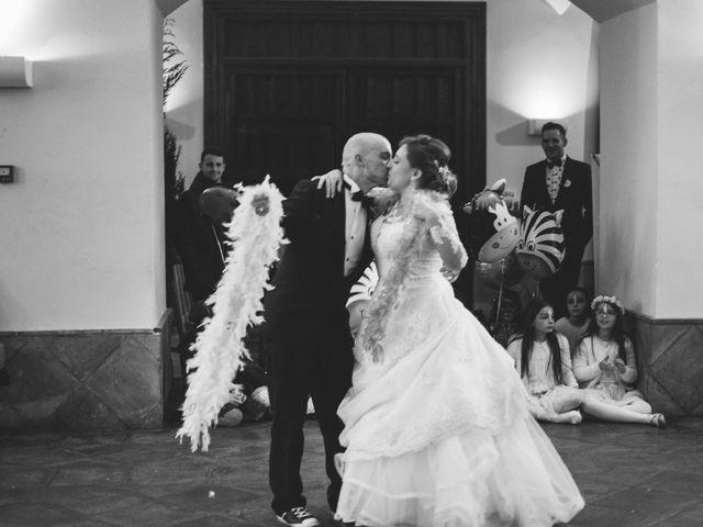 La boda de Hugo y Aída en Madrid, Madrid 73