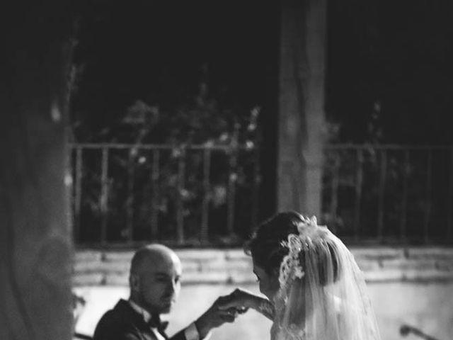 La boda de Hugo y Aída en Madrid, Madrid 90