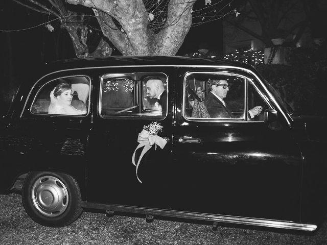 La boda de Hugo y Aída en Madrid, Madrid 93