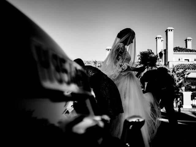 La boda de José Antonio y Nuria en Sotogrande, Cádiz 23