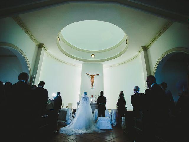 La boda de José Antonio y Nuria en Sotogrande, Cádiz 36