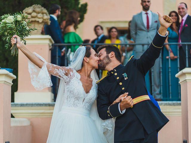 La boda de José Antonio y Nuria en Sotogrande, Cádiz 39