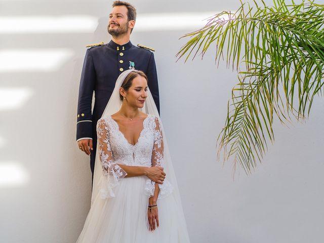 La boda de José Antonio y Nuria en Sotogrande, Cádiz 41