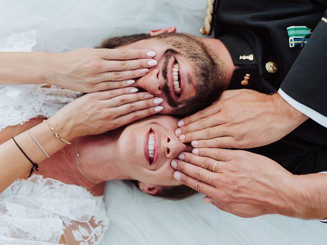 La boda de José Antonio y Nuria en Sotogrande, Cádiz 42