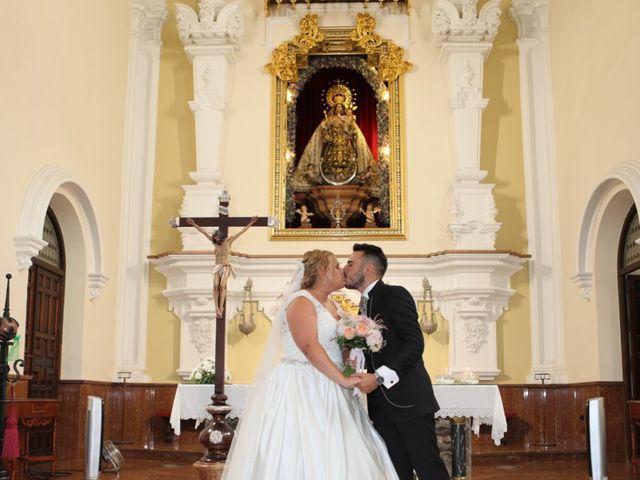La boda de Jonatan y Guadalupe en Málaga, Málaga 3