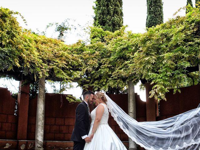 La boda de Guadalupe y Jonatan