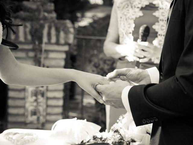 La boda de Austin y Andrea en Sanlucar La Mayor, Sevilla 3