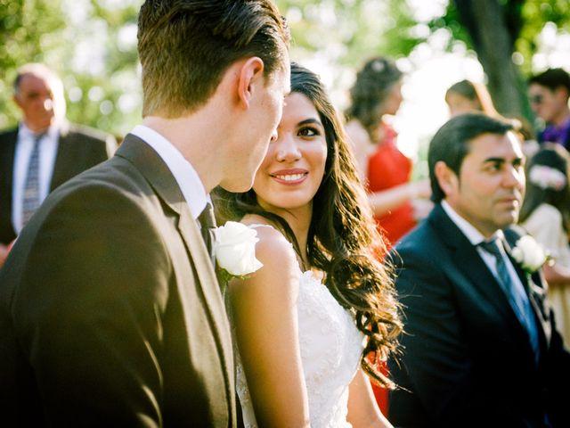 La boda de Austin y Andrea en Sanlucar La Mayor, Sevilla 5