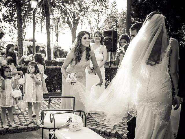 La boda de Austin y Andrea en Sanlucar La Mayor, Sevilla 6