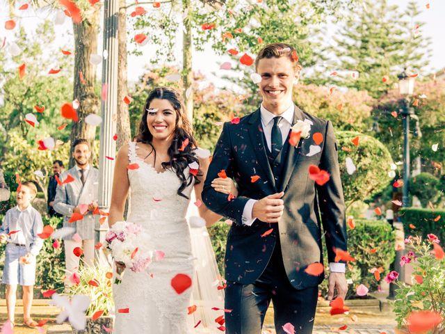 La boda de Austin y Andrea en Sanlucar La Mayor, Sevilla 7