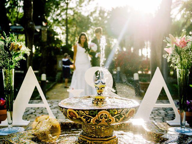 La boda de Austin y Andrea en Sanlucar La Mayor, Sevilla 8