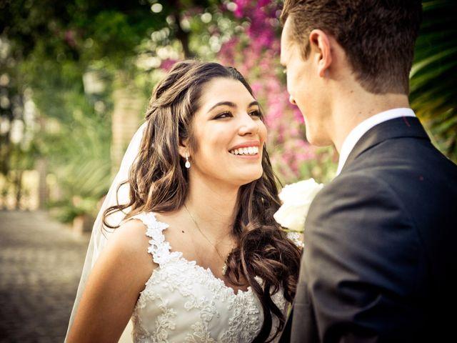 La boda de Austin y Andrea en Sanlucar La Mayor, Sevilla 13