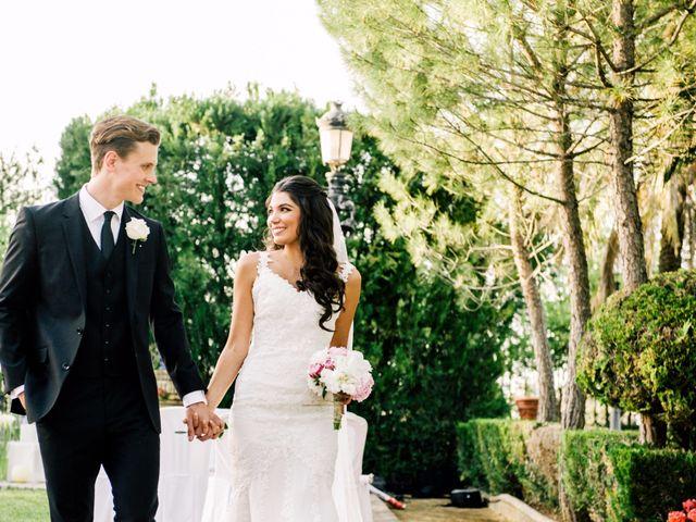 La boda de Austin y Andrea en Sanlucar La Mayor, Sevilla 15