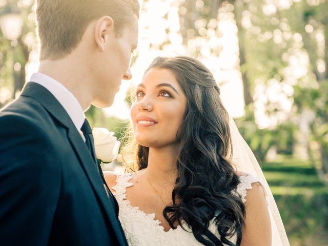 La boda de Austin y Andrea en Sanlucar La Mayor, Sevilla 16