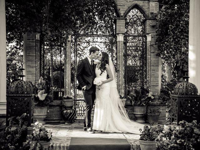 La boda de Austin y Andrea en Sanlucar La Mayor, Sevilla 17