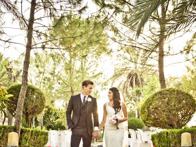 La boda de Austin y Andrea en Sanlucar La Mayor, Sevilla 20