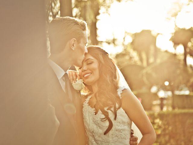 La boda de Austin y Andrea en Sanlucar La Mayor, Sevilla 22