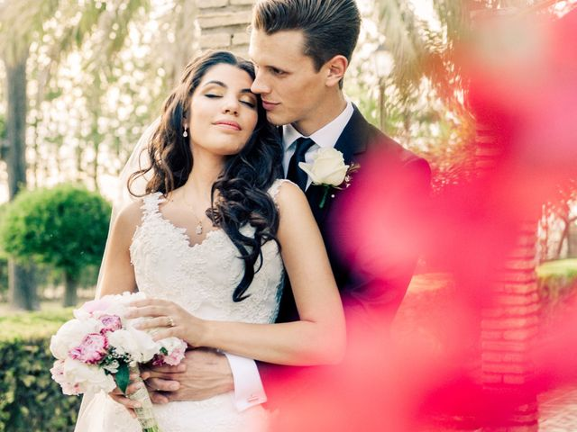 La boda de Austin y Andrea en Sanlucar La Mayor, Sevilla 26