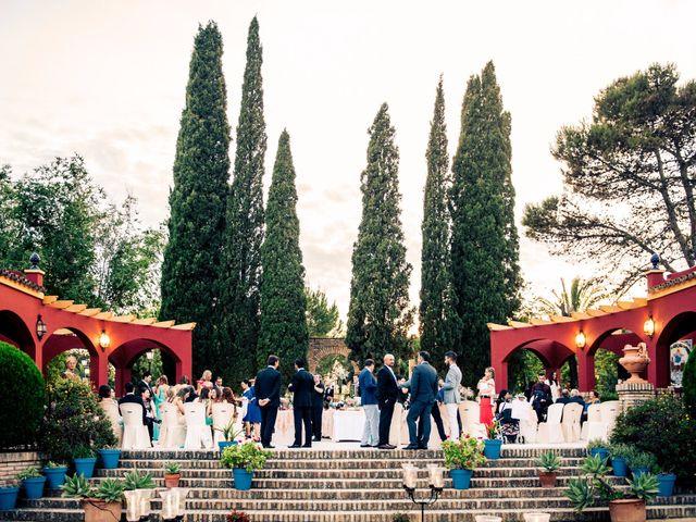 La boda de Austin y Andrea en Sanlucar La Mayor, Sevilla 29