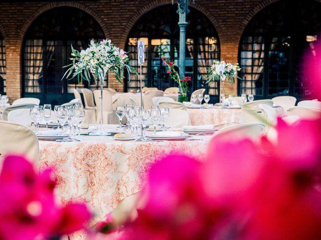 La boda de Austin y Andrea en Sanlucar La Mayor, Sevilla 30