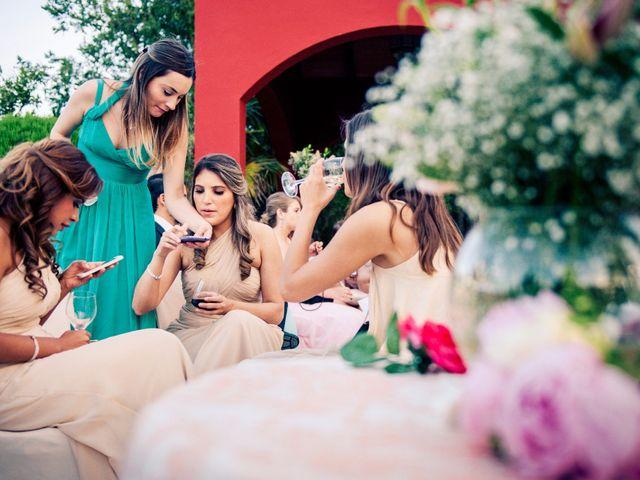 La boda de Austin y Andrea en Sanlucar La Mayor, Sevilla 31