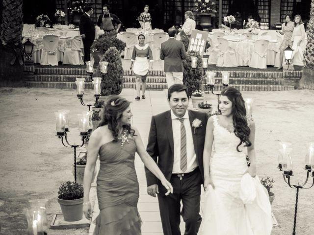 La boda de Austin y Andrea en Sanlucar La Mayor, Sevilla 34