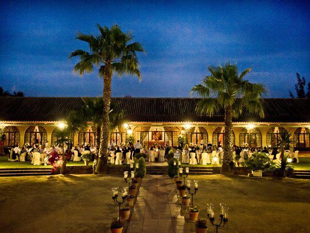 La boda de Austin y Andrea en Sanlucar La Mayor, Sevilla 35