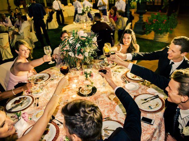 La boda de Austin y Andrea en Sanlucar La Mayor, Sevilla 37