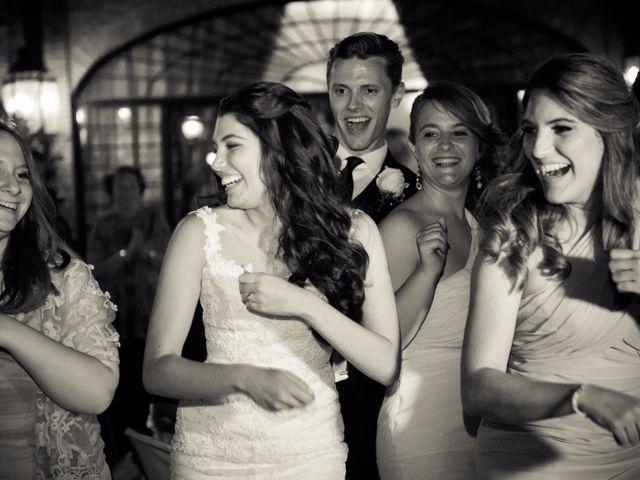 La boda de Austin y Andrea en Sanlucar La Mayor, Sevilla 42