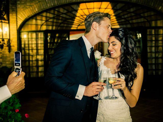 La boda de Austin y Andrea en Sanlucar La Mayor, Sevilla 45