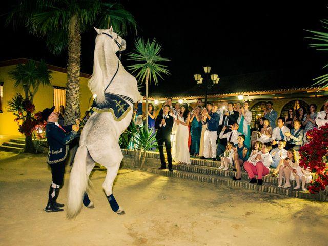 La boda de Austin y Andrea en Sanlucar La Mayor, Sevilla 48