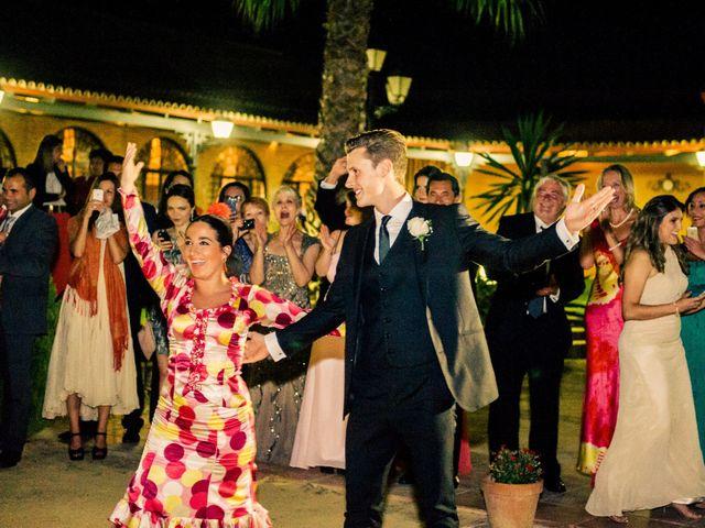 La boda de Austin y Andrea en Sanlucar La Mayor, Sevilla 49