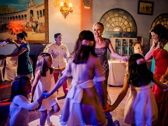 La boda de Austin y Andrea en Sanlucar La Mayor, Sevilla 51