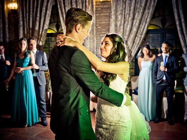 La boda de Austin y Andrea en Sanlucar La Mayor, Sevilla 52