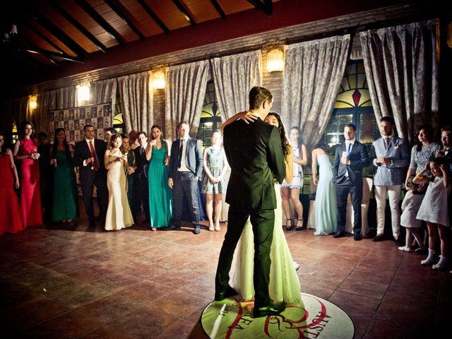 La boda de Austin y Andrea en Sanlucar La Mayor, Sevilla 53