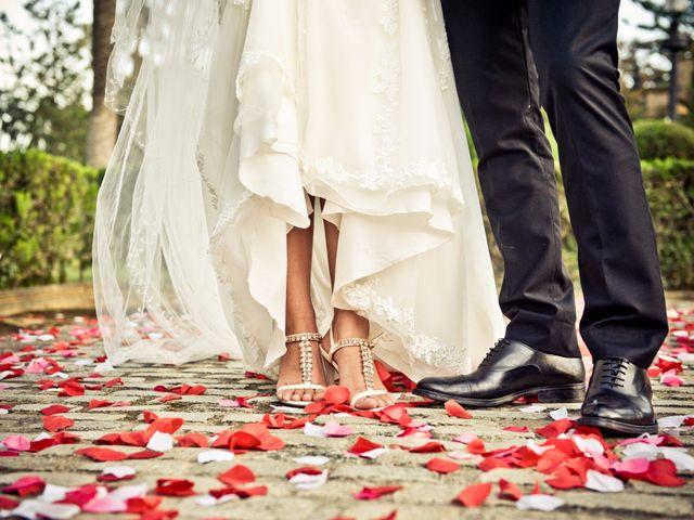 La boda de Austin y Andrea en Sanlucar La Mayor, Sevilla 67