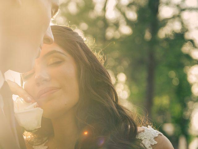 La boda de Andrea y Austin