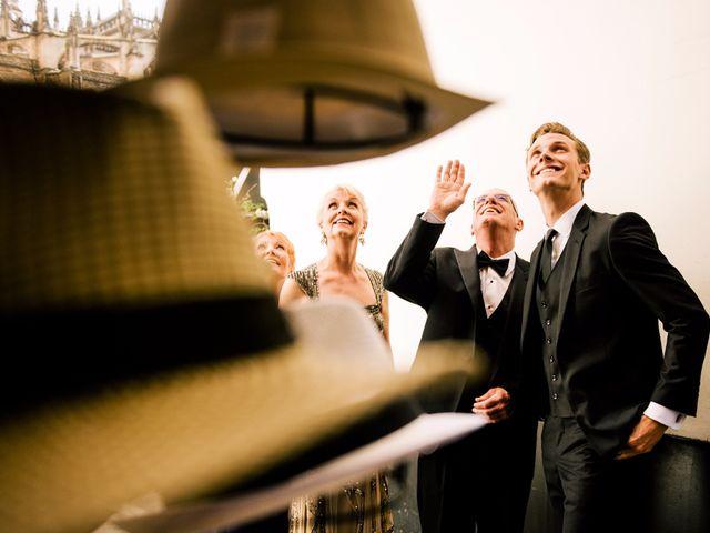 La boda de Austin y Andrea en Sanlucar La Mayor, Sevilla 93