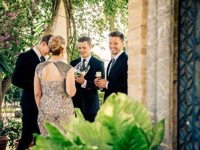 La boda de Austin y Andrea en Sanlucar La Mayor, Sevilla 100