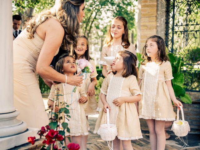 La boda de Austin y Andrea en Sanlucar La Mayor, Sevilla 102