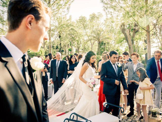 La boda de Austin y Andrea en Sanlucar La Mayor, Sevilla 107