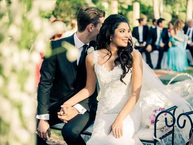 La boda de Austin y Andrea en Sanlucar La Mayor, Sevilla 110