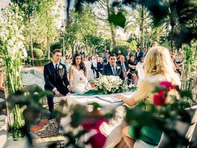 La boda de Austin y Andrea en Sanlucar La Mayor, Sevilla 111