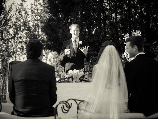 La boda de Austin y Andrea en Sanlucar La Mayor, Sevilla 113
