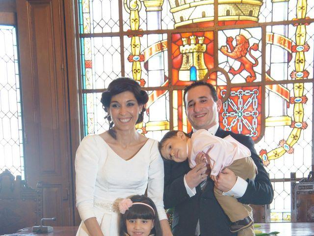 La boda de Elena y Carlos en Pontevedra, Pontevedra 1