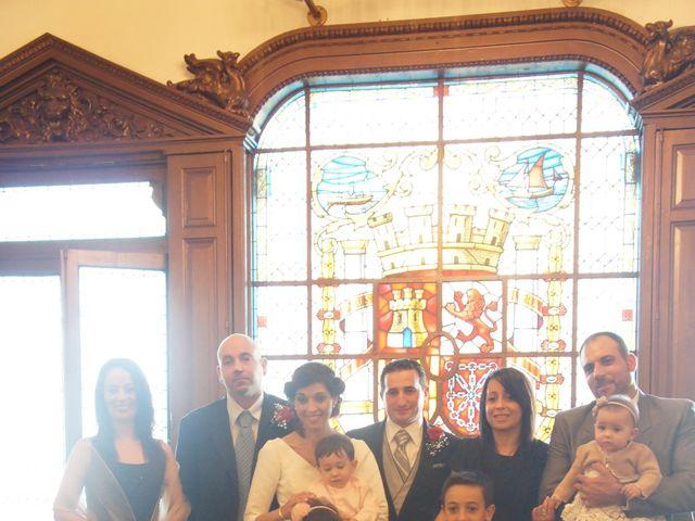 La boda de Elena y Carlos en Pontevedra, Pontevedra 3