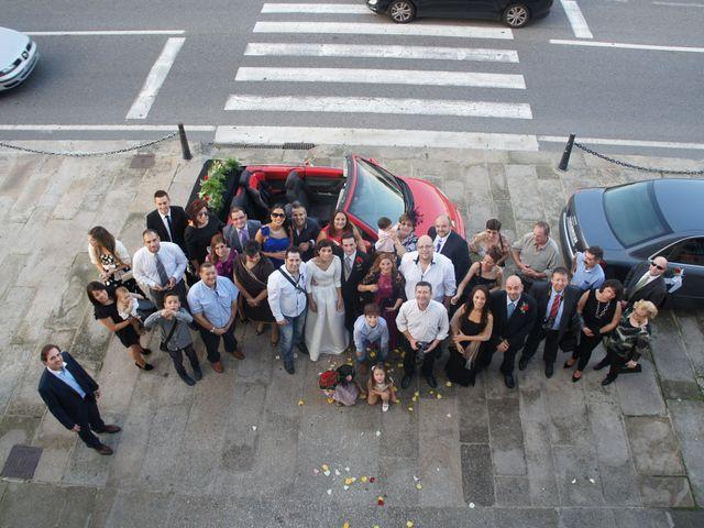 La boda de Elena y Carlos en Pontevedra, Pontevedra 4