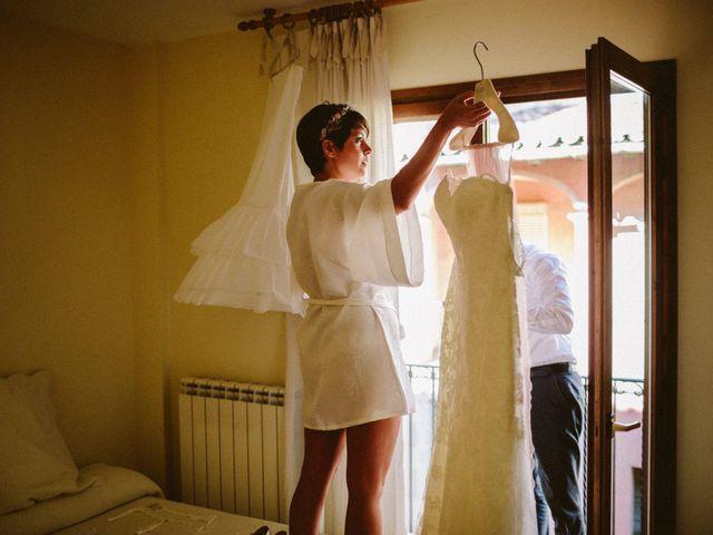 La boda de Alejandro  y Laura en L' Ametlla Del Valles, Barcelona 4